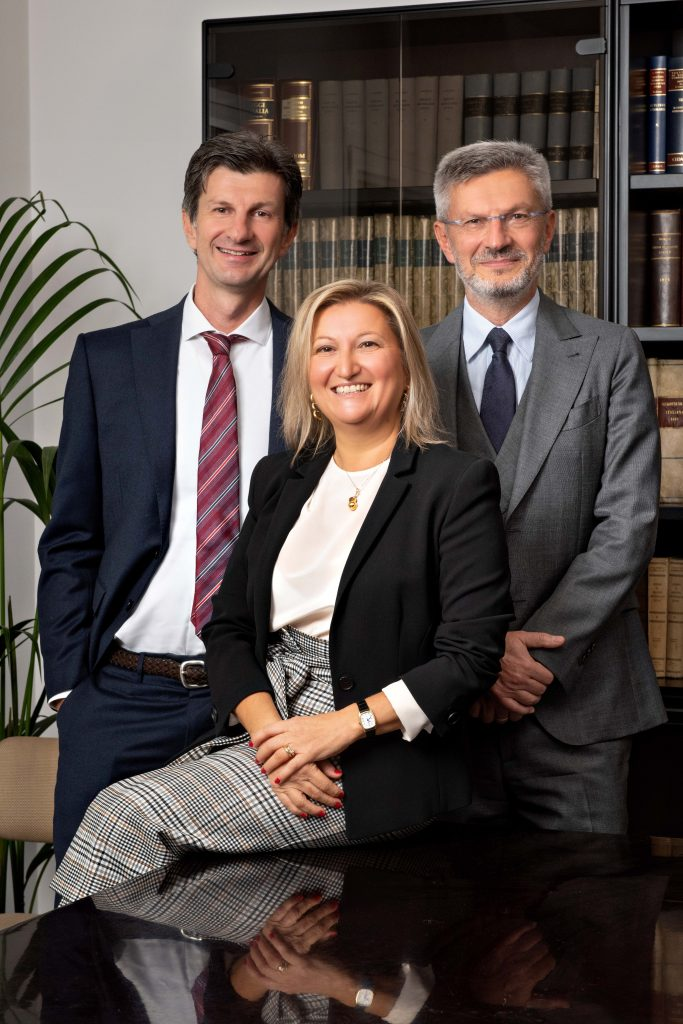Benetti e Brunetti soci dello Studio Legale Benetti